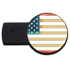 Usa7 USB Flash Drive Round (1 GB)