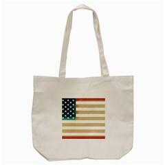 Usa7 Tote Bag (Cream)