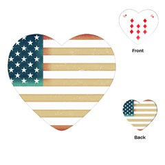 Usa7 Playing Cards (heart)