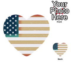 Usa7 Multi-purpose Cards (Heart)