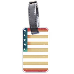 Usa7 Luggage Tags (Two Sides)