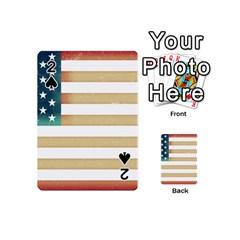 Usa7 Playing Cards 54 (Mini)