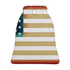 Usa7 Bell Ornament (2 Sides)