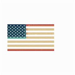 Usa7 Small Garden Flag (Two Sides)