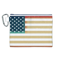 Usa7 Canvas Cosmetic Bag (L)