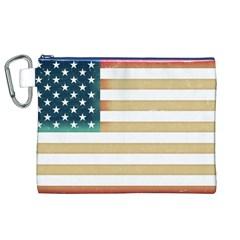 Usa7 Canvas Cosmetic Bag (XL)