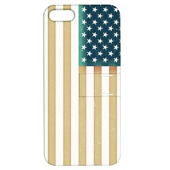 Usa7a Apple iPhone 5 Hardshell Case with Stand
