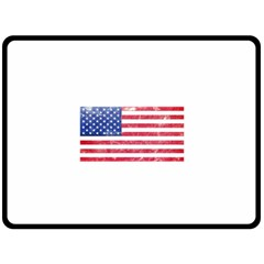 Usa8 Fleece Blanket (Large)