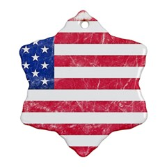 Usa8 Ornament (Snowflake)