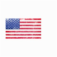 Usa8 Small Garden Flag (Two Sides)