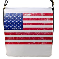 Usa8 Flap Messenger Bag (S)