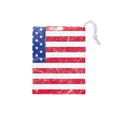 Usa8 Drawstring Pouches (Small)