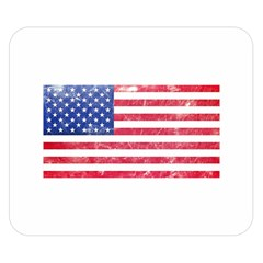 Usa8 Double Sided Flano Blanket (Small)