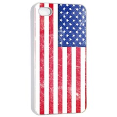 Usa8a Apple Iphone 4/4s Seamless Case (white)