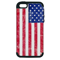 Usa8a Apple iPhone 5 Hardshell Case (PC+Silicone)