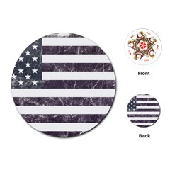Usa9 Playing Cards (Round)