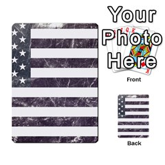 Usa9 Multi-purpose Cards (Rectangle)