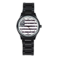 Usa9 Stainless Steel Round Watches