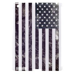 Usa9a Apple iPad 3/4 Hardshell Case (Compatible with Smart Cover)