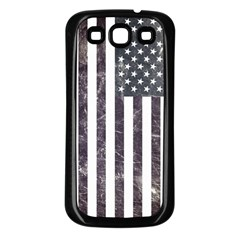 Usa9a Samsung Galaxy S3 Back Case (Black)
