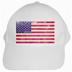 Usa99 White Cap