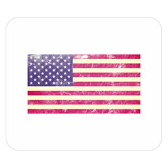 Usa99 Double Sided Flano Blanket (small)