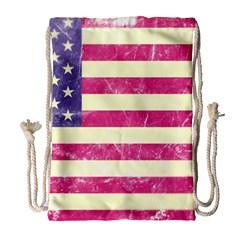 Usa99 Drawstring Bag (Large)