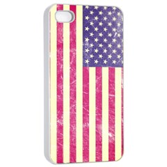 Usa99a Apple iPhone 4/4s Seamless Case (White)
