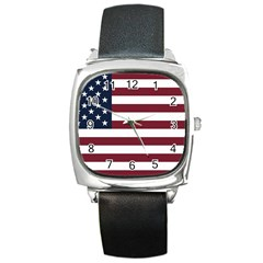 Usa999 Square Metal Watches