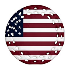 Usa999 Ornament (Round Filigree)