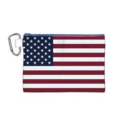 Usa999 Canvas Cosmetic Bag (M)