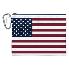 Usa999 Canvas Cosmetic Bag (XXL)