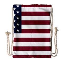 Usa999 Drawstring Bag (Large)