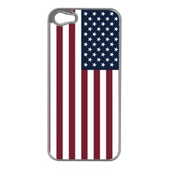 Usa999a Apple iPhone 5 Case (Silver)