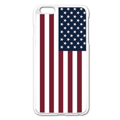 Usa999a Apple iPhone 6 Plus/6S Plus Enamel White Case