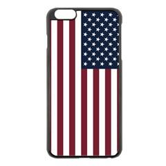 Usa999a Apple iPhone 6 Plus/6S Plus Black Enamel Case
