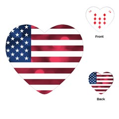 Usa9999 Playing Cards (Heart)