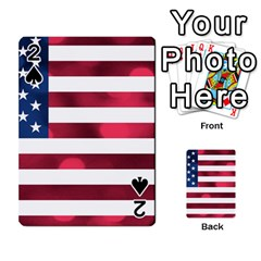 Usa9999 Playing Cards 54 Designs