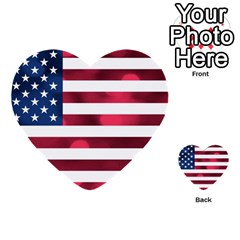 Usa9999 Multi-purpose Cards (Heart)