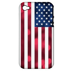 Usa9999a Apple iPhone 4/4S Hardshell Case (PC+Silicone)