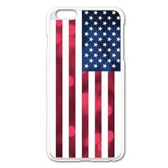 Usa9999a Apple iPhone 6 Plus/6S Plus Enamel White Case