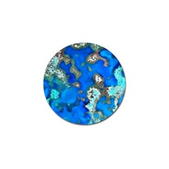 Cocos Reef Sinkholes Golf Ball Marker (10 pack)