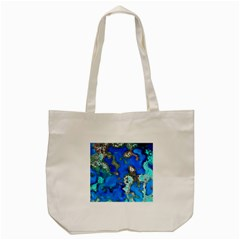 Cocos Reef Sinkholes Tote Bag (cream)