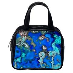 Cocos Reef Sinkholes Classic Handbags (One Side)