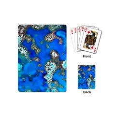 Cocos Reef Sinkholes Playing Cards (Mini)