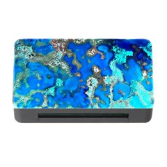 Cocos Reef Sinkholes Memory Card Reader with CF