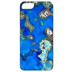 Cocos Reef Sinkholes Apple iPhone 5 Classic Hardshell Case