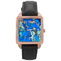Cocos Reef Sinkholes Rose Gold Watches