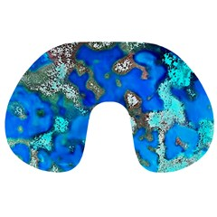 Cocos Reef Sinkholes Travel Neck Pillows