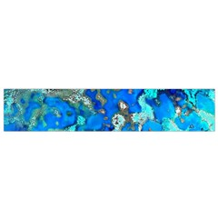 Cocos Reef Sinkholes Flano Scarf (Small)